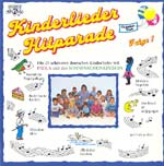 CD-Cover «Kinderlieder Hitparade»