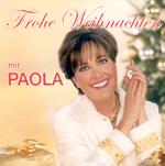 CD-Cover «Frohe Weihnachten mit Paola»